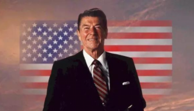 The last speech of Ronald Reagan as president was on immigration ☆來源:Montclair Immigration Network